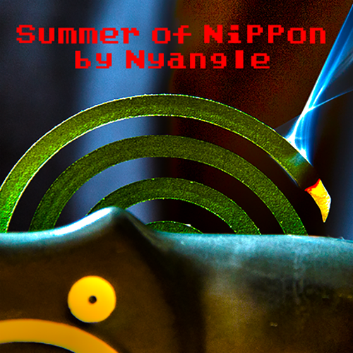 """""""Summer of Nippon"""" --- techno, electro"""