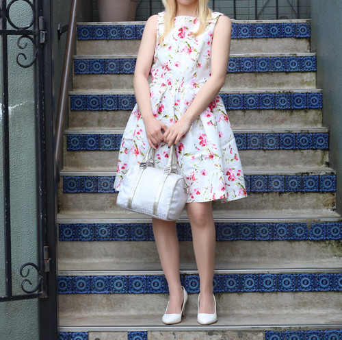 .RED VALENTINO NO SLEEVE ONE PIECE/レッドヴァレンチノノースリーブワンピース 2000000049052
