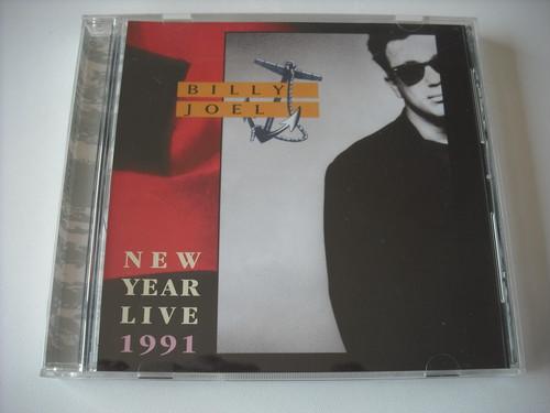 【CD】BILLY JOEL / NEW YEAR LIVE 1991