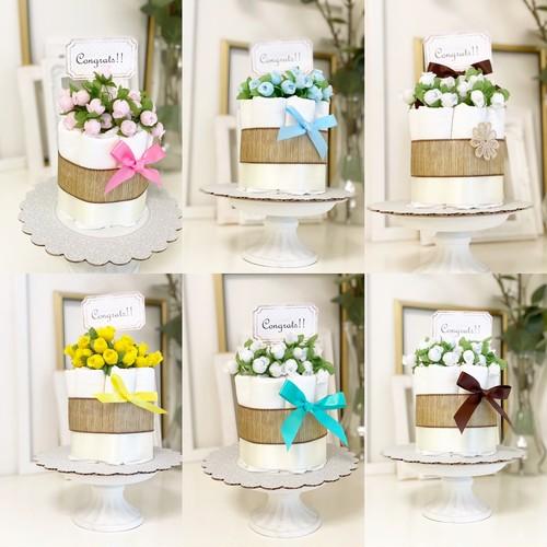 ♡プチプラ♡大切な家族であるペットへの贈り物に♡ペットシーツケーキ〜little flower series〜