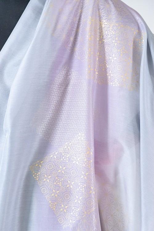 Silk Cashmere|作品名「藤」
