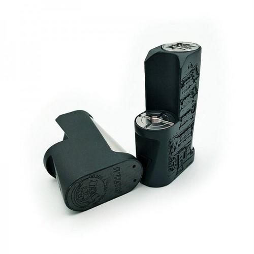 KATANA by GALACTIKA MOD【送料無料】【CLONE】【Nylon + Stainless】【Semi-Mechanical Box Mod Stealth】【1 x 18650】