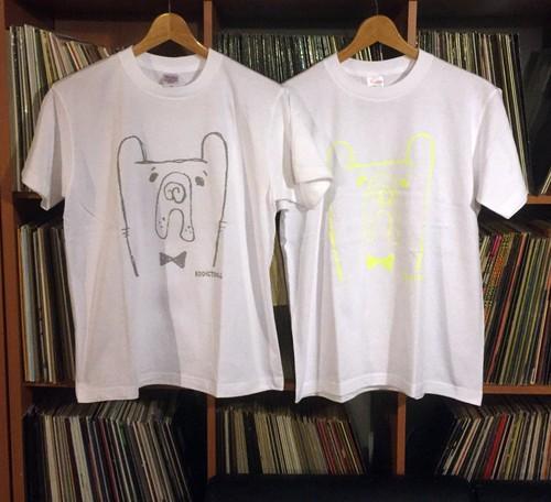addictbull Tシャツ(オトナ白)