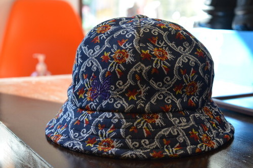 NEEDLES Bermuda Hat-Poly Jaquard