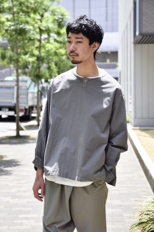 【ORDINARY FITS】 DYER SHIRTS/OF-S034