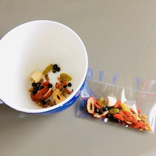 お茶の実 〜食べられる薬膳茶〜 10包入り