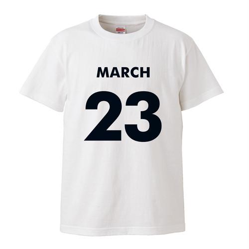 3月23日