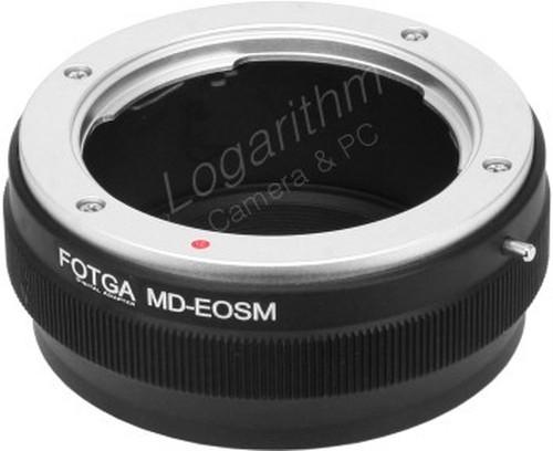 FOTGA ミノルタMDマウントレンズ~EOS-M用EF-Mマウントアダプター MD-EOS M