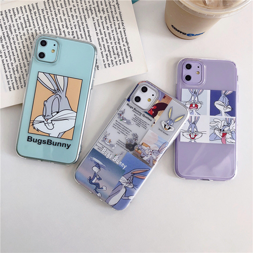 【オーダー商品】Bunny iphone case