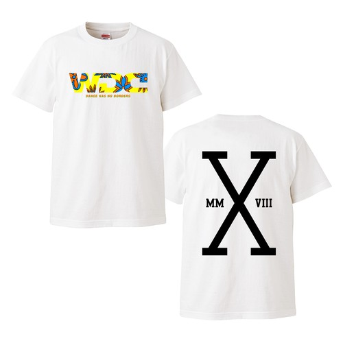 WDC 10th anniversary Tee WH