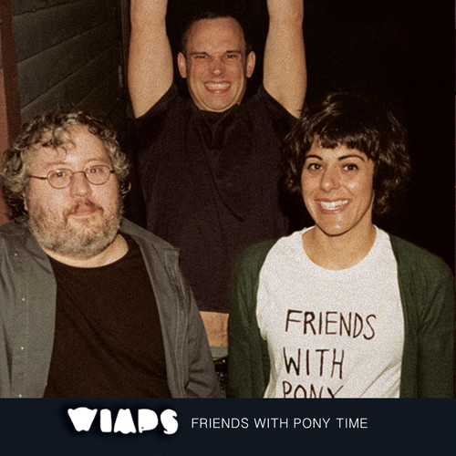 Wimps / Friends With Pony Time (CD)