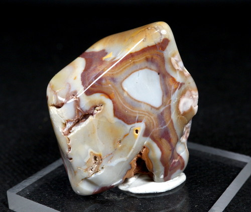 ※SALE※レインボー カルセドニー 54,8g RCD013 玉髄 鉱物 原石 天然石 パワーストーン