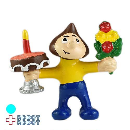 ハーシーズ ハーシキン ケーキと花 PVCフィギュア