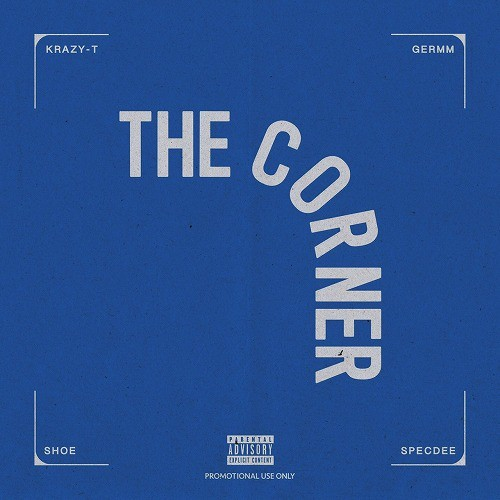 "KRAZY-T,DJ GERMM,SPECDEE,DJ SHOE / THE CORNER"" -MIX CD-"