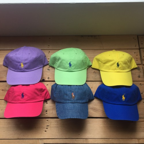 Polo Ralph Lauren Small Pony Classic Chino Cap 3
