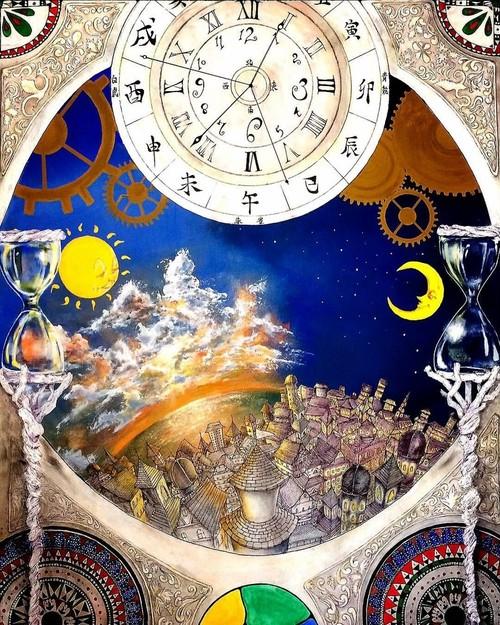 或る時計の中にある世界