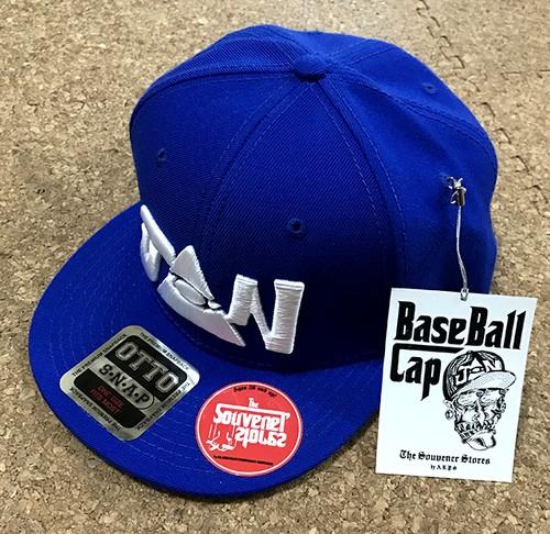 JAN BASEBALL CAP (ROYAL)