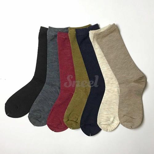 レディースソックス decka de-15 Inner socks / 2pcs