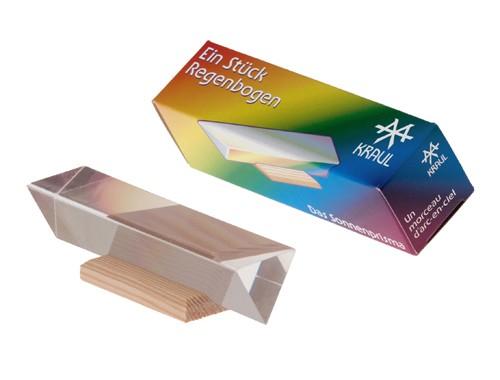 虹を作るスティック プリズム アクリル(大)