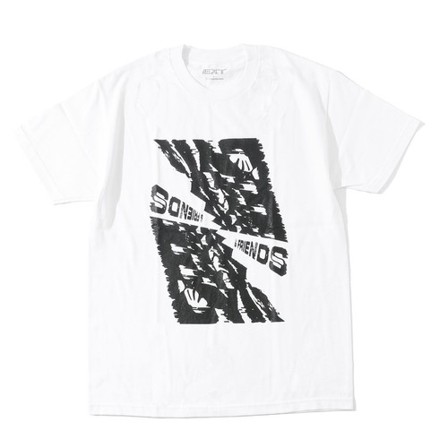EXTENSION EX2013 TEE(WHITE)