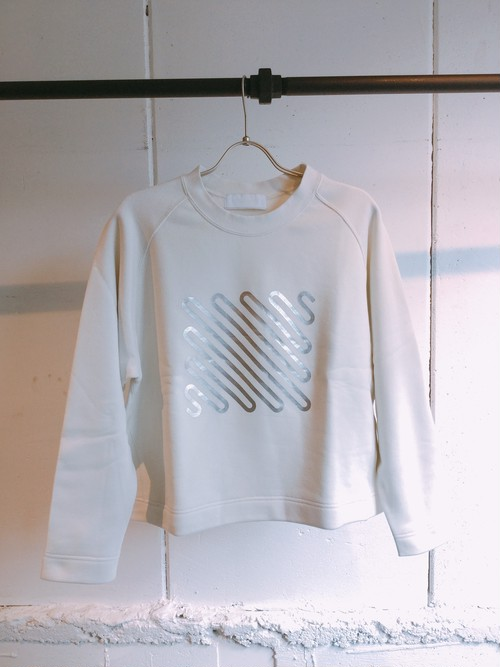 "NEONSIGN   Iconfoil Frared Sweat ""SLV"""