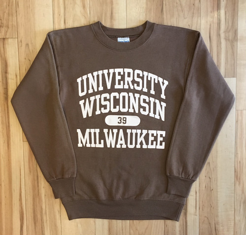 UNIVERSITY WISCONSIN MILWAUKEE College Sweat