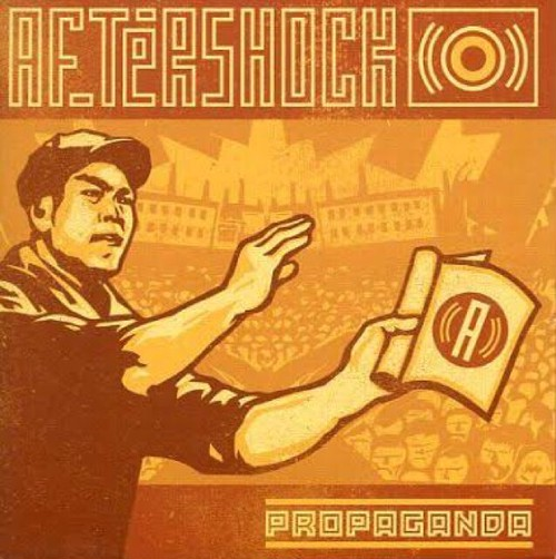 【USED】AFTeRSHOCK / PROPAGANDA