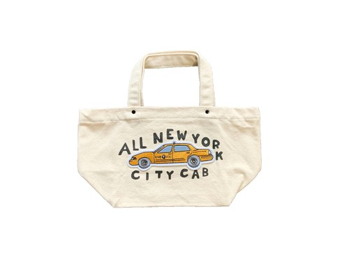 NYC TAXI / New York City Cab Lunch Tote