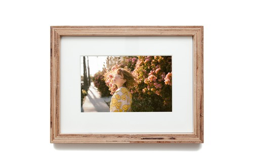 SUNNY Print with frame 003