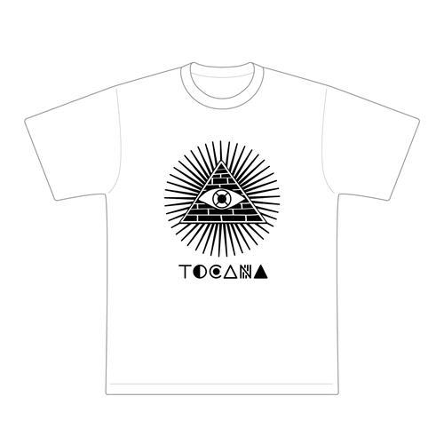 トカTオリジナル(クラシックロゴver.)ホワイト/ブラック【送料無料】