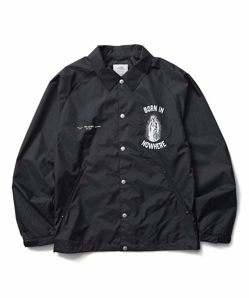 CRIMIE / CR01-02L1-JK42 / MARIA COACH JACKET