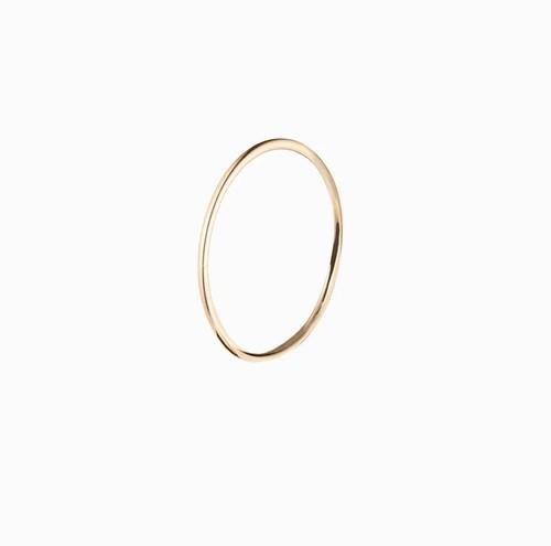 Hirotaka ヒロタカ / Promise Ring (YELLOW GOLD)