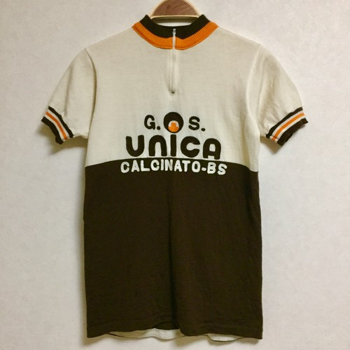 VINTAGE CYCLING SHIRT