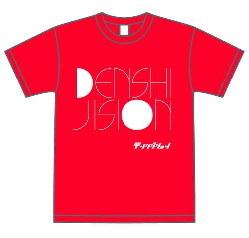 数量限定Tシャツ 全4色【赤】 ※サイズXLのみ