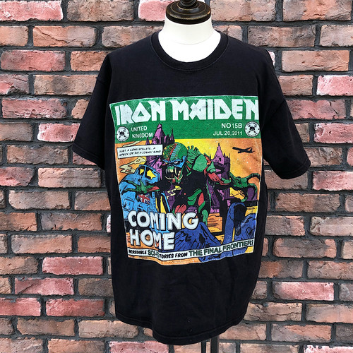 Iron Maiden The Final Frontier United Kingdom 2011 XLarge