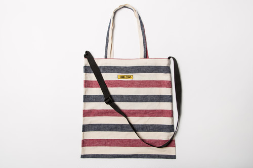 CHILL TIME HORIZONTAL STRIPES 2WAY BAG
