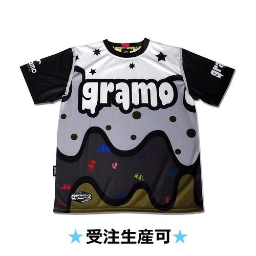 プラクティスシャツ「CREAM」(ホワイト/P-024)☆受注生産可☆