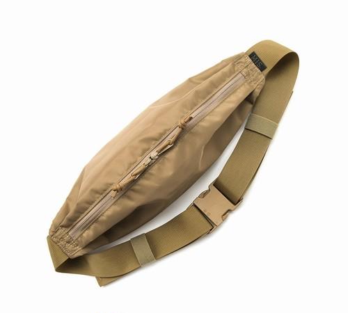 MIS-1033 BODY BAG_COYOTE TAN