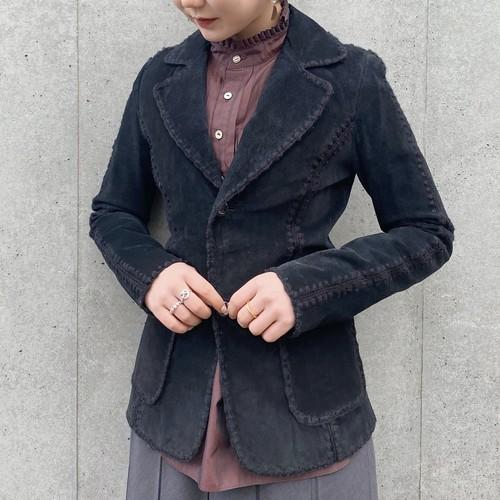 (PAL) patchwork jacket
