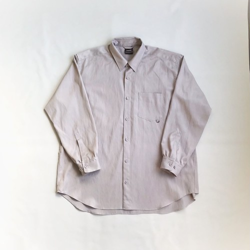 BLANK205 Over Shirt (Beige)