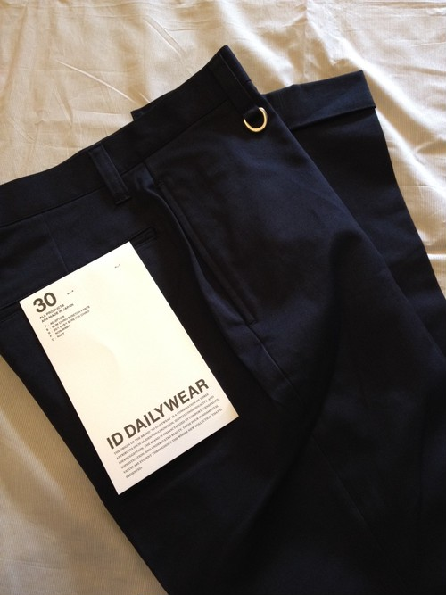 SLIM CHINO STRECH PTS(ID DAILYWEAR)