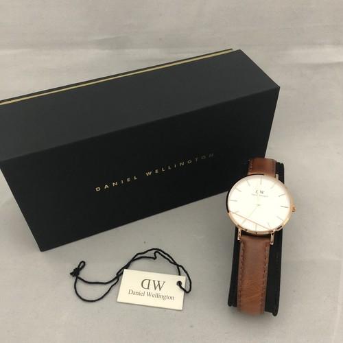 Y[Y4c]腕時計 ダニエルウェリントン Daniel Wellington  DW00100175