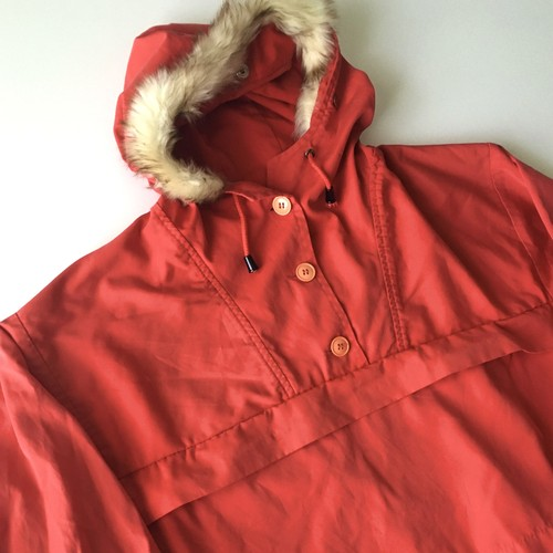 UNKNOWN : euro anorak (used)