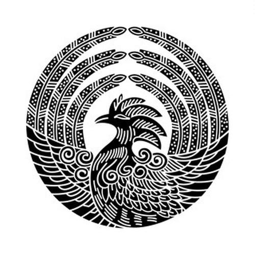 舞い鳳凰の丸(1) aiデータ