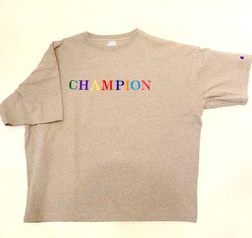 Big T-Shirts(Womens) Oxford Gray