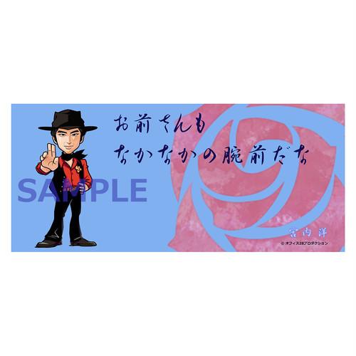 【4589839361262先】宮内洋 スポーツタオル C