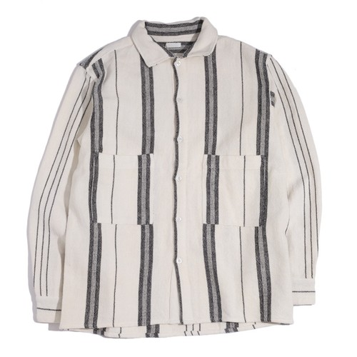 SEEALL ESSENTIL SHIRT(STRIPE)