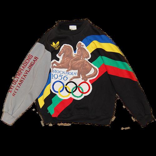 """""""adidas Olympic Helsinki 1952"""" Vintage Sweat Used"""