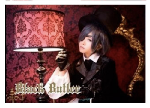 【c91】BlackButler【2016 冬】