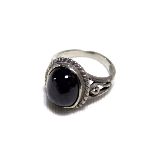 Jewelry ring black